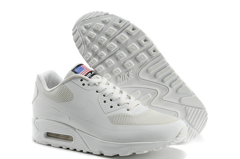 nike air max 90 pour homme blanche