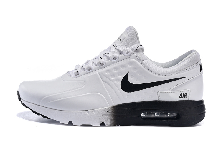 online store b953c 1ca55 nike air max zero blanche,Chaussure Nike Air Max Zero Essential blanche et  noire