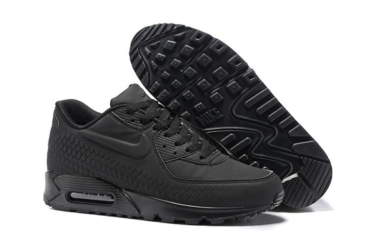chaussure air max femme noir