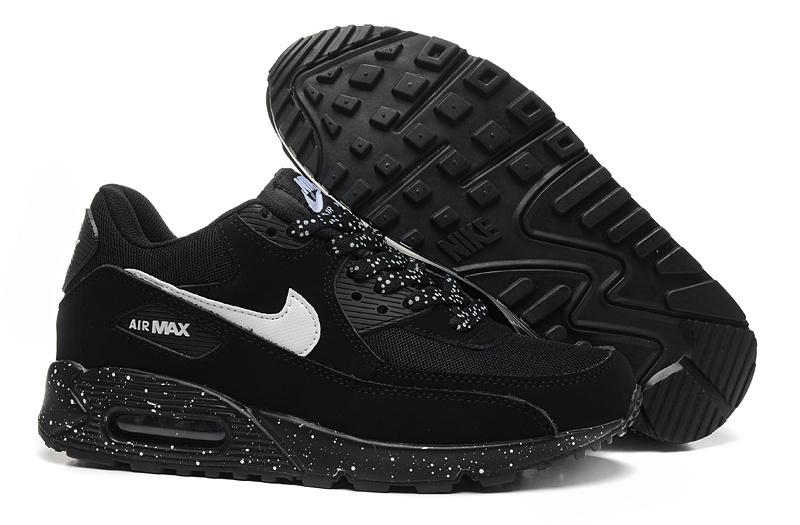 nike air max 90 noir baskets