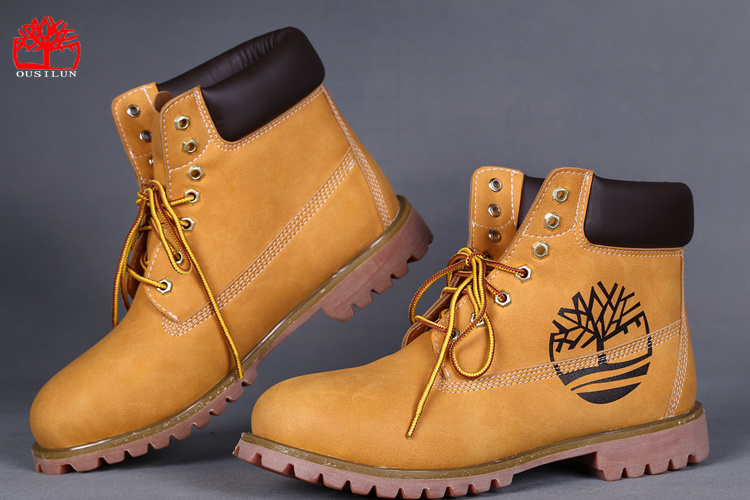 bottines cuir homme,timberland homme jaune et noir,chaussure timberland homme pas cher