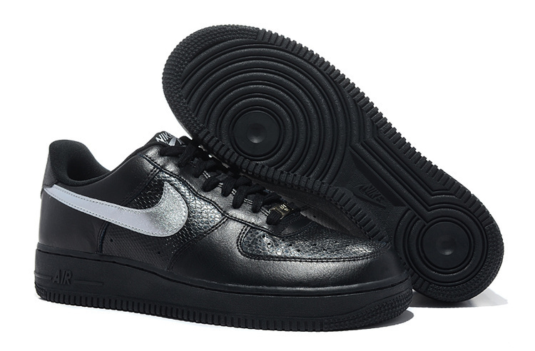 nike air force one femme argent