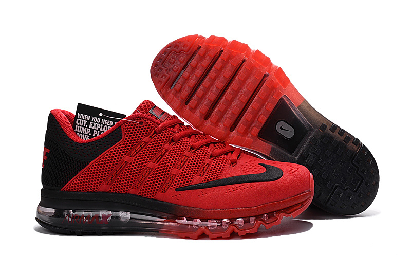 nike air max 2016 pas cher rouge