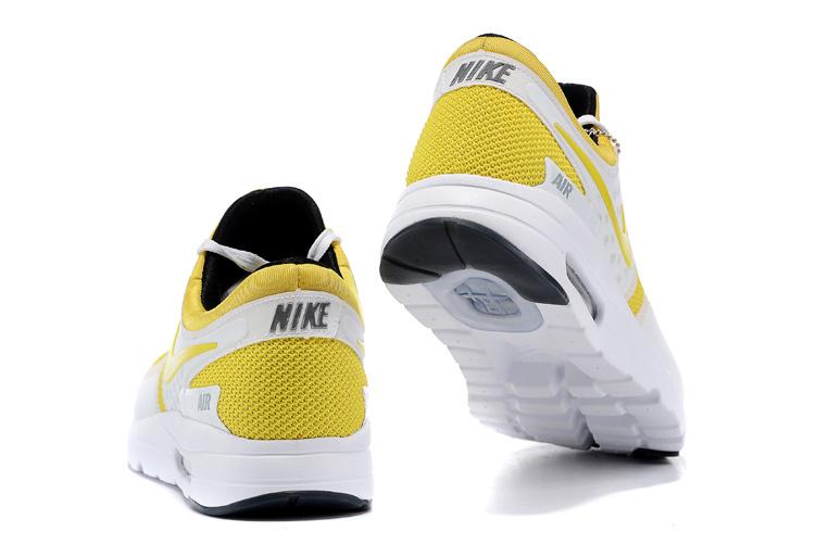 a052ca1e570 ... achat nike air max pas cher air max zero jaune et blanche homme