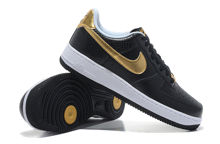 air force one low noir femme