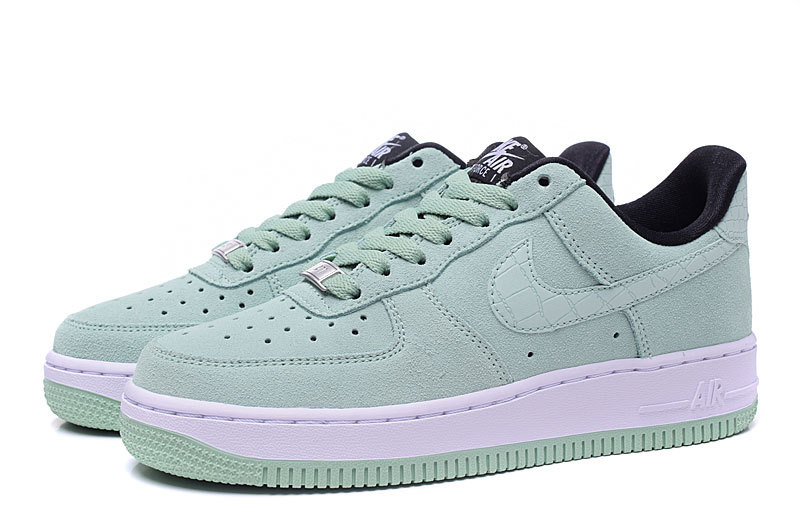 nike air force 1 verte