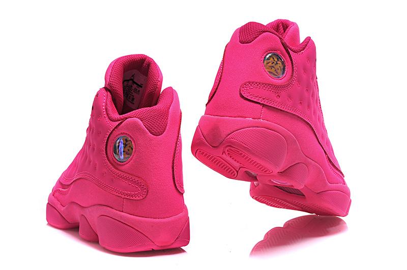 jordan retro 13 rosado
