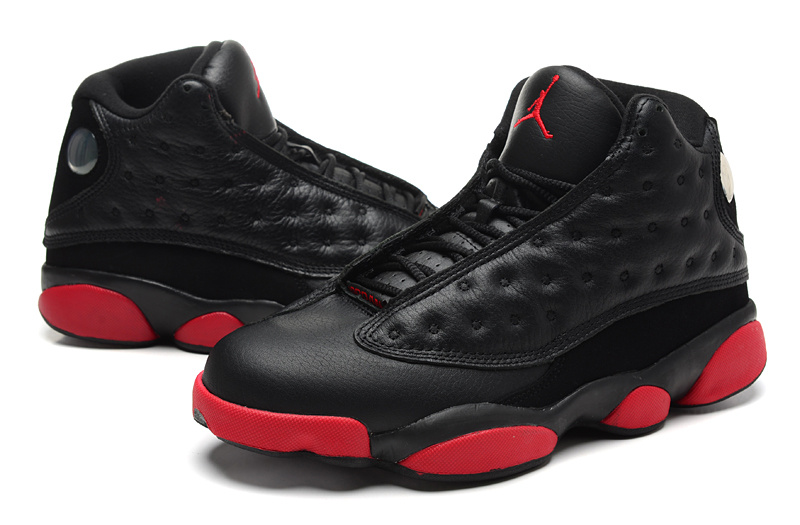 air jordan 13 rouge noir