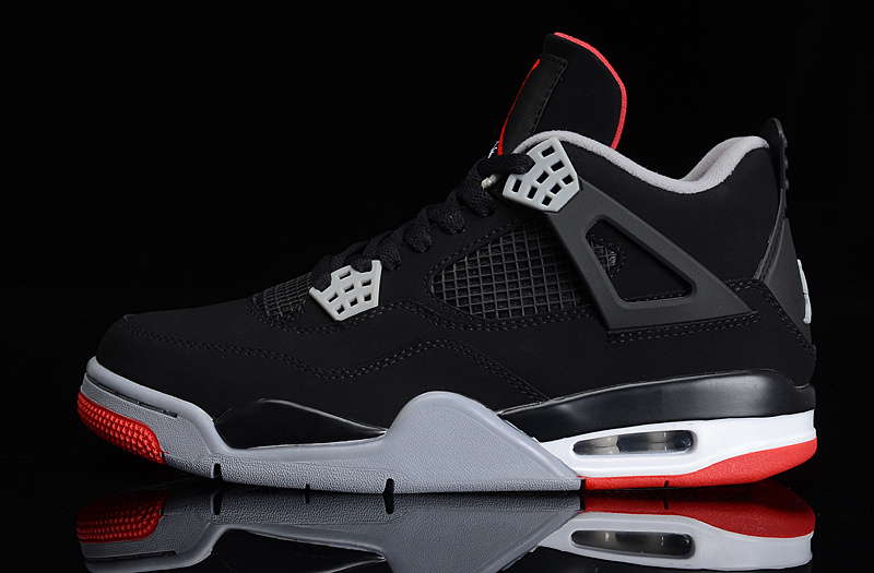 air jordan 4 retro homme gris
