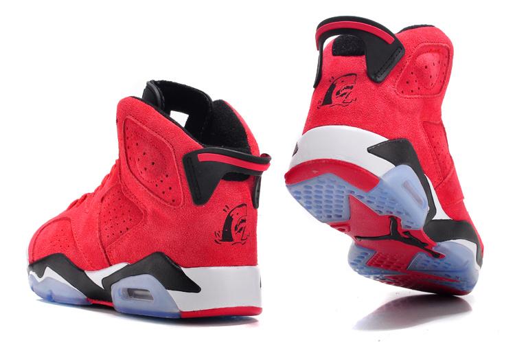 chaussure jordan homme rouge et noir