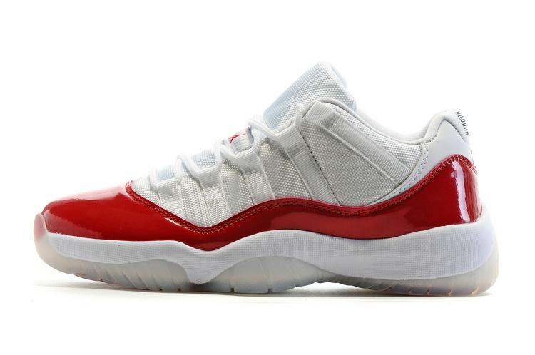 air jordan rouge blanche