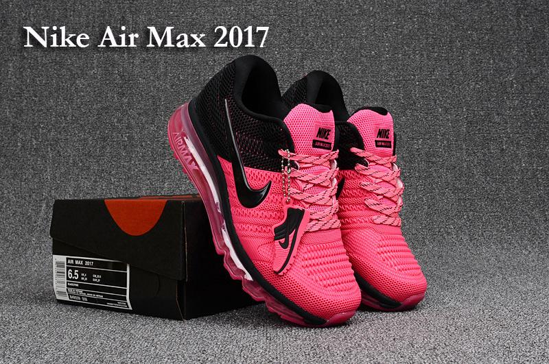 air max femmes rose et noir
