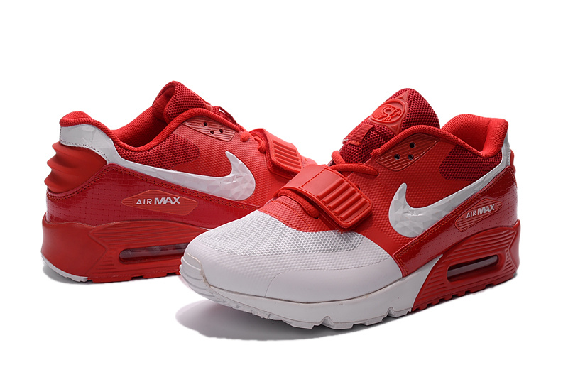 official photos f66d5 ac37b ... chaussure air max homme air max 90 blanche et rouge homme