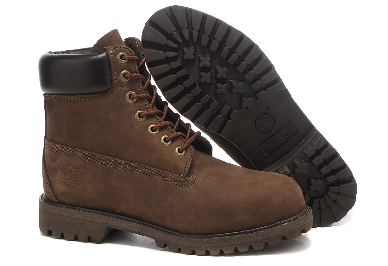 botte cuir homme timberland