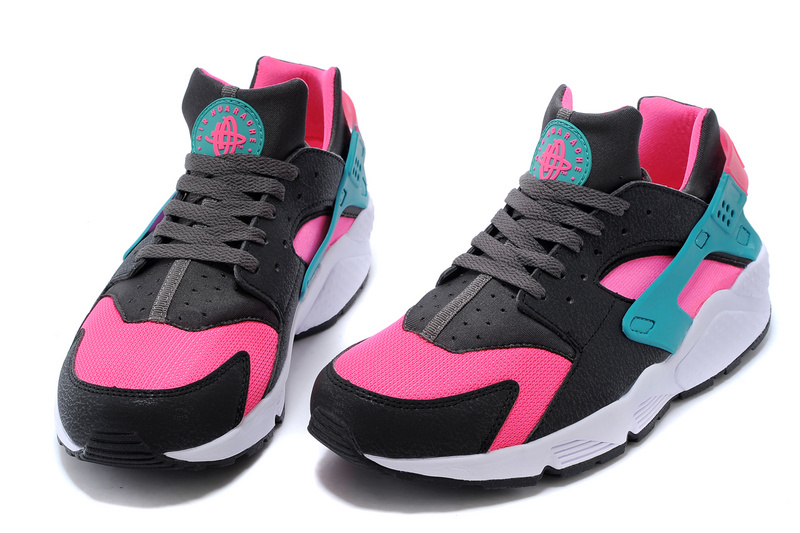 nike air trainer huarache rose
