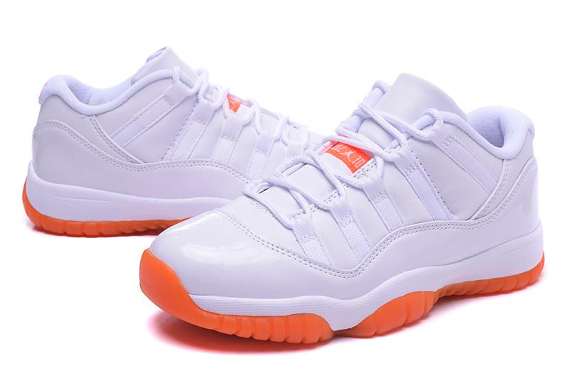 Nike Air Jordan Retro Xi 11 Low Citrus  271a6e632