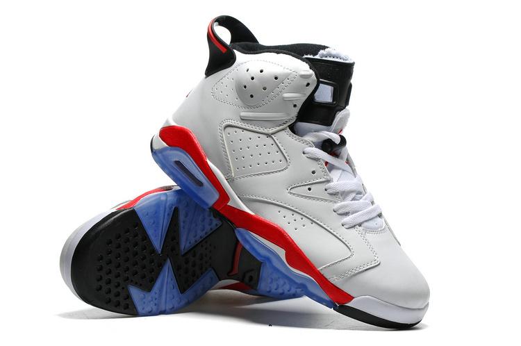 Jordan Basket Blanche