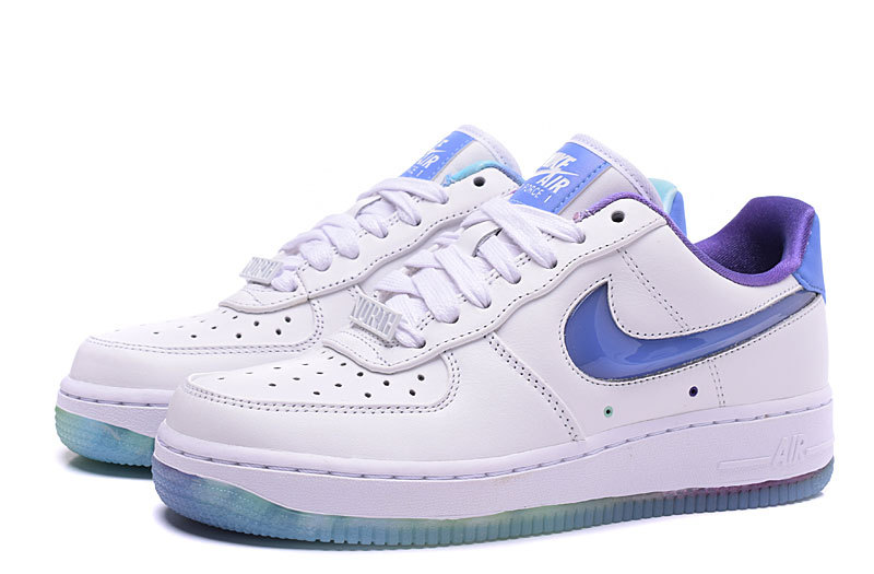 nike air force one bleu femme