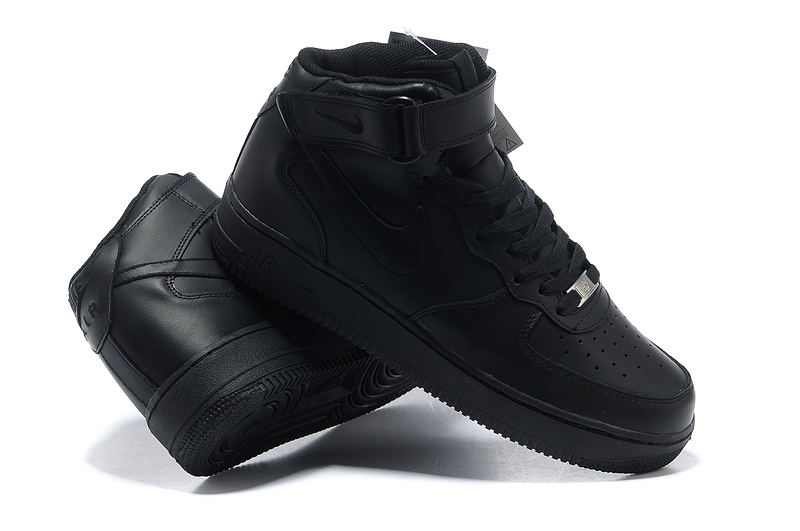 air force nike noir
