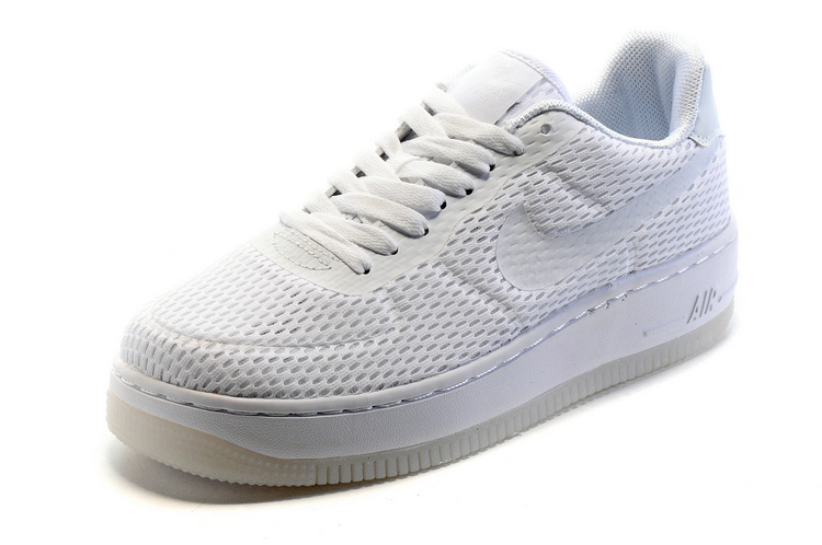 air force femme blanche