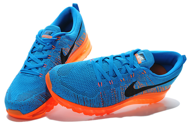 ... nike air max 2014 original,air max flyknit homme bleu et orange,nike air  ...