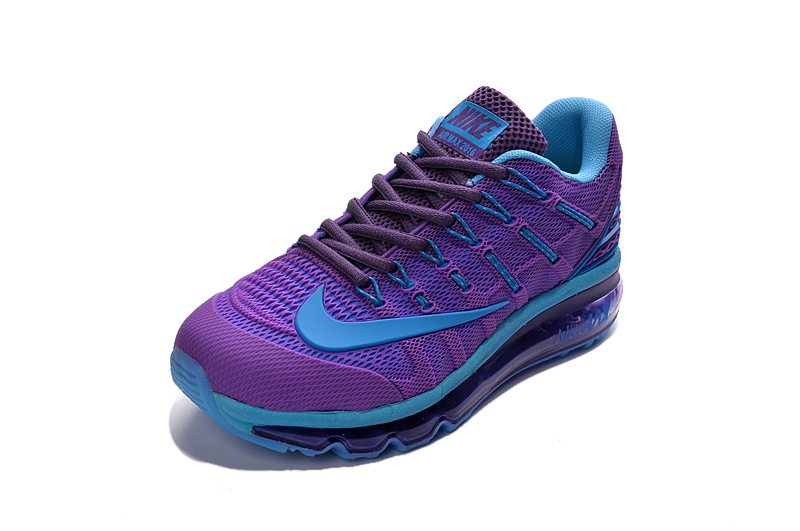 meet bec24 71fe7 ... nike air max premium air max 2016 violet femme basket