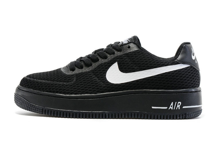 air force one femme blanche courir