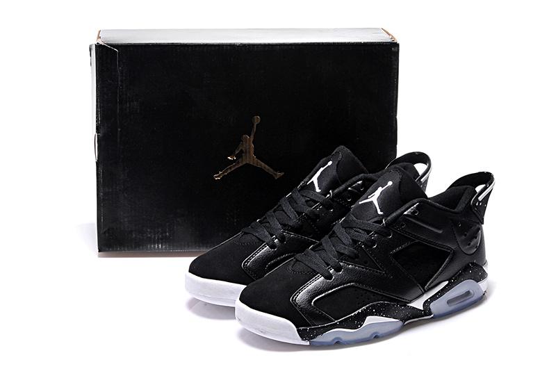 deep Chaussures cher jordan air 6 Pas vi retro noir infrared WH9IEDYe2