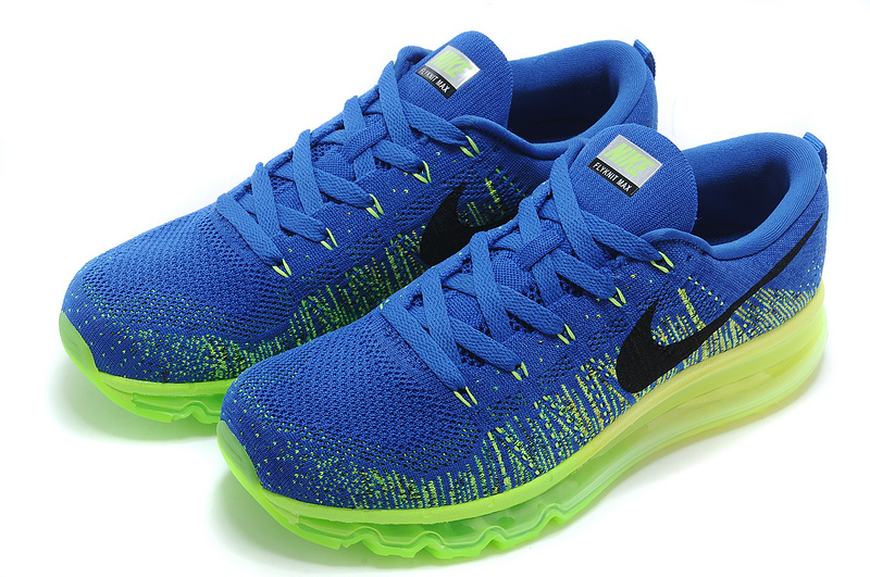 Solde boutique Nike Air Max 2015 Flyknit Homme Chaussure