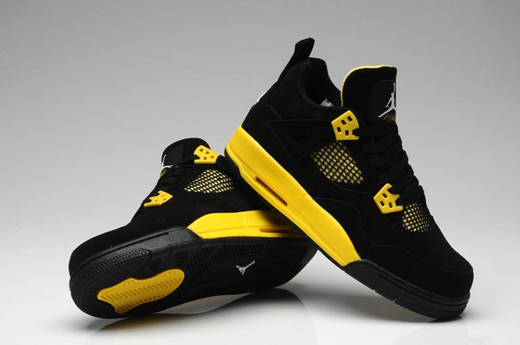 jordan 4 jaune et noir,connectintl.com