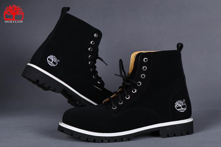 Chaussures Noir Homme Tjcl1fk Blanche Timberland Et 3LA54Rj