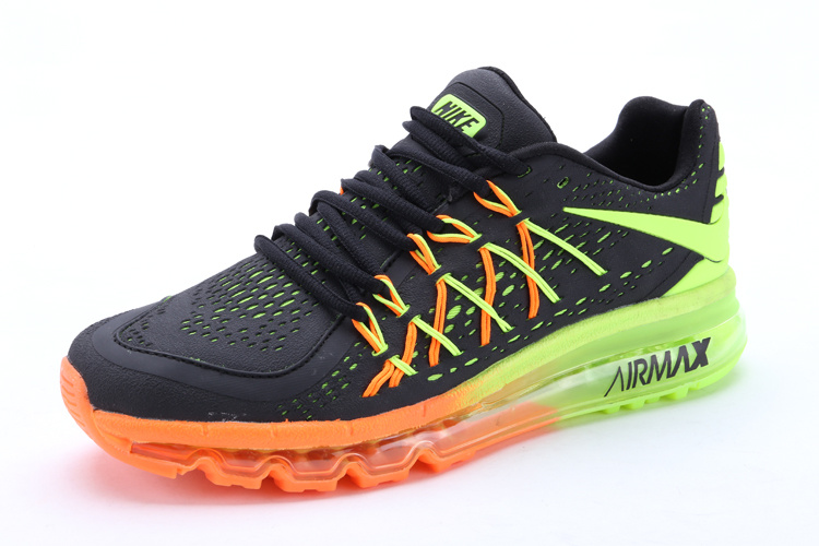 vente air max pas cher,air max 2015 noir et orange homme,nike air 2015