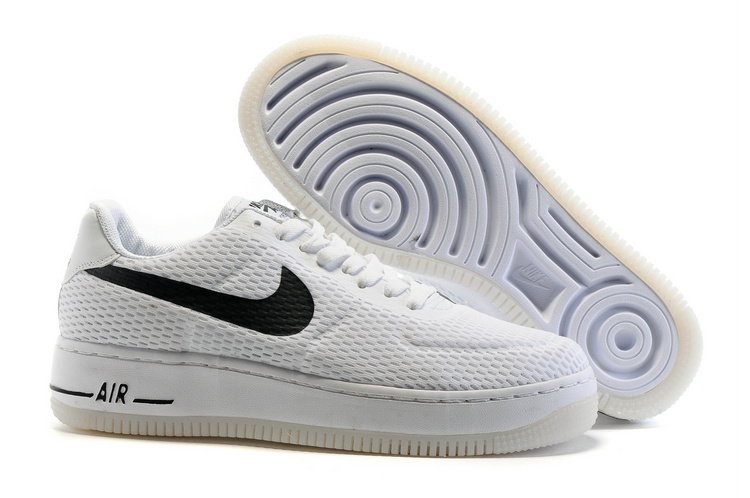 Nike Air Rose Blanche Et One Force 45Ajq3RL