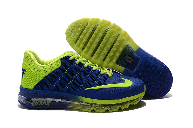 nike air max 2016 blue and yellow