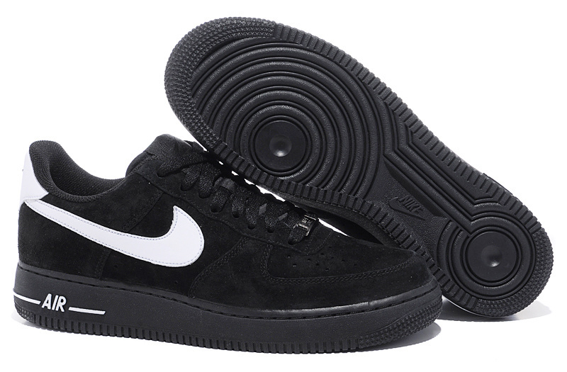 air force one noir homme