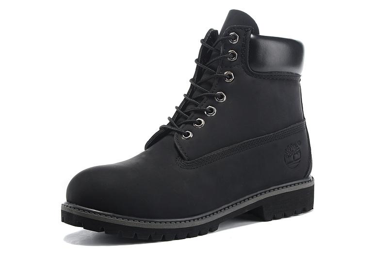 timberland chaussure femme noir